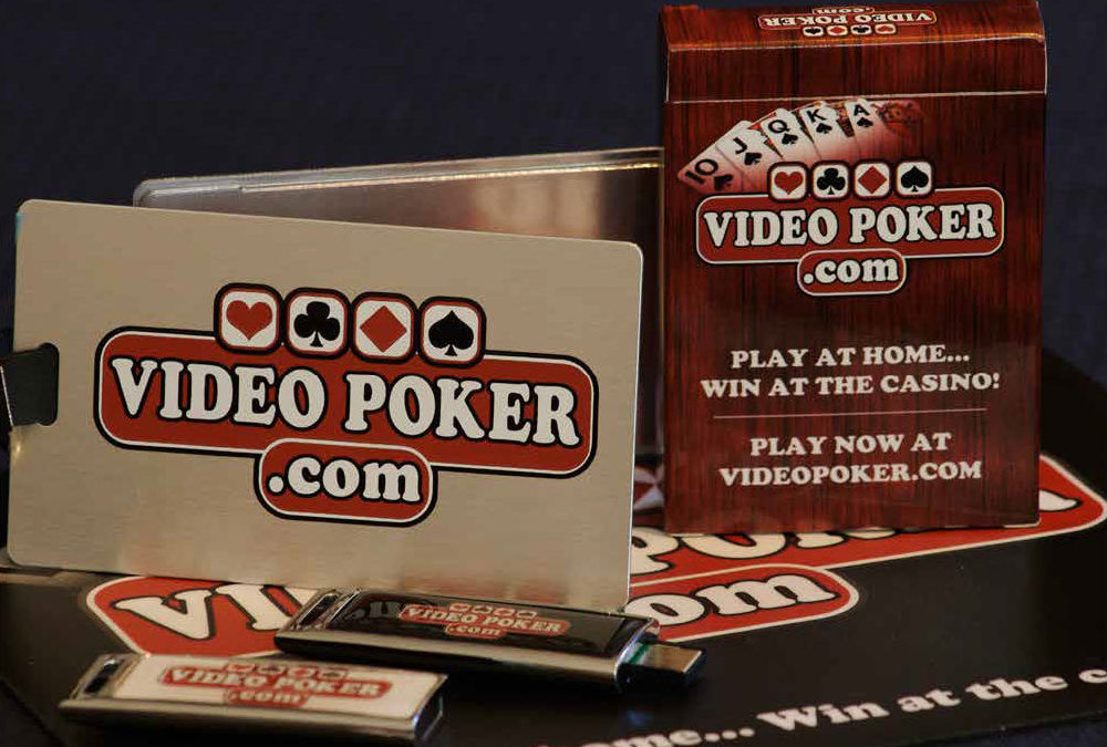 VideoPoker.com Promotional Items